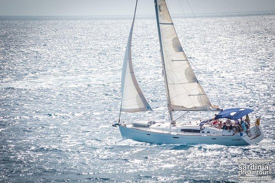 CAGLIARI SAILING-BOAT TOUR HALF DAY