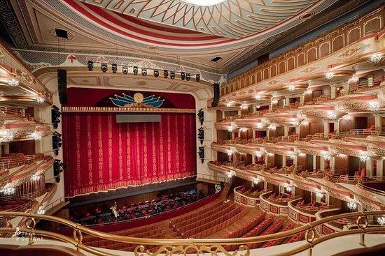 Bolshoi Theatre Historisk rundtur ...