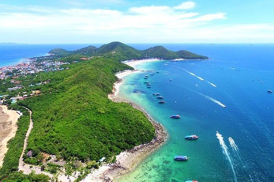 Coral Island med lunsj og...