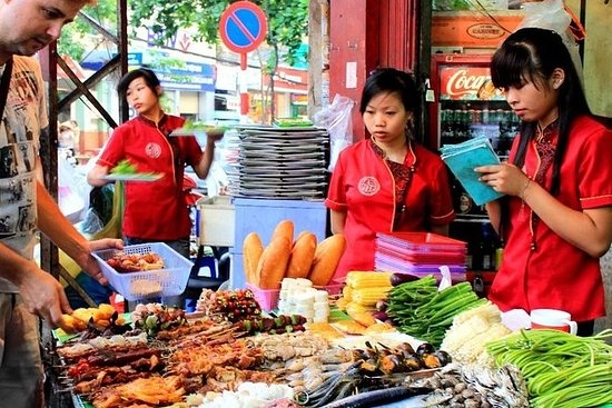 Hoi an: Privat 5-timers Street Food...