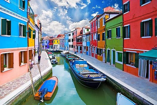 LUXURY ISLANDS TOUR- ONLY MURANO AND...