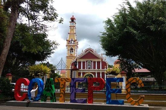 マジックタウン - ベラクルスのCOATEPEC、XICO、XALAPA