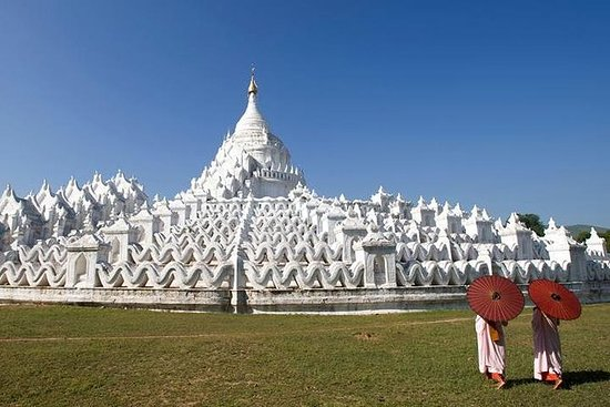 Mandalay Mingun Day Return Sightseeing