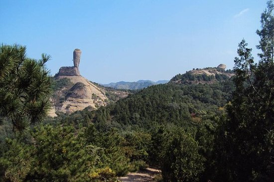 Chengde - Sledgehammer Peak National...