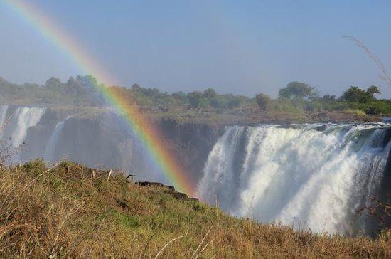 LIVINGSTONE VICTORIAはツアーザンビアとジンバブエコンボに…