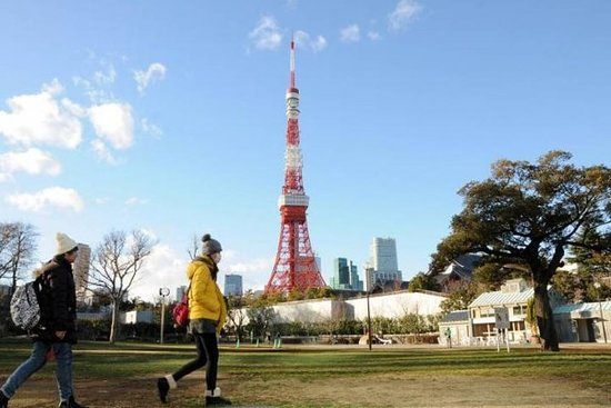 Tokyo Tower Observatory Ticket