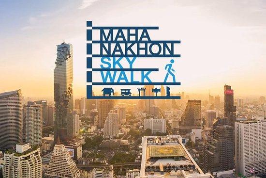 Entrada a Mahanakhon Rooftop SKY WALK