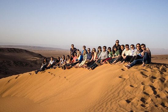 TOURS WITH GROUP FROM MARRAKECH TO...
