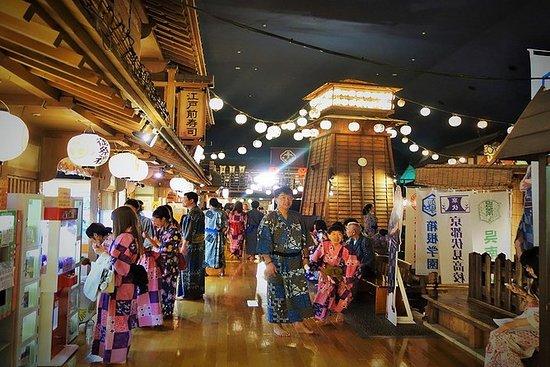 Biglietto Tokyo Oedo Onsen Monogatari