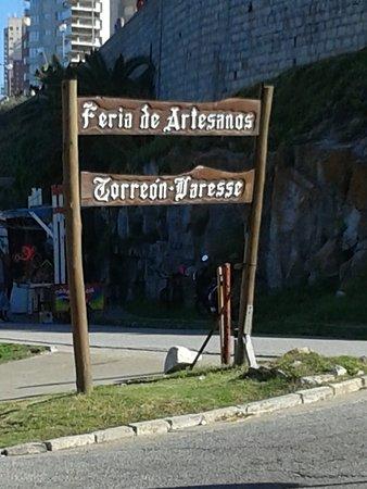 Feria de Artesanos del Torreon: Feria de Artesanos del Torreón: Mar del Plata, 2018.
