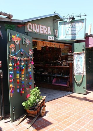 Olvera Candle Shop