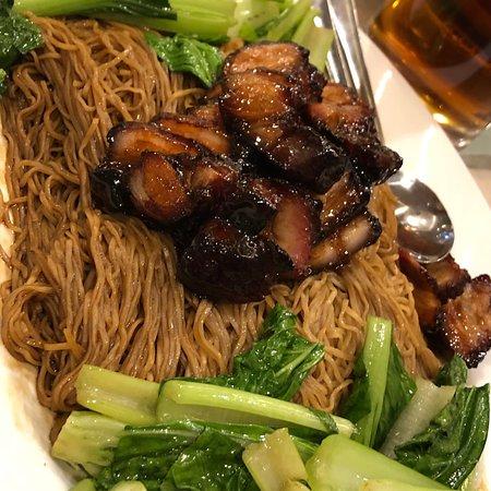 Char Siew BBQ pork
