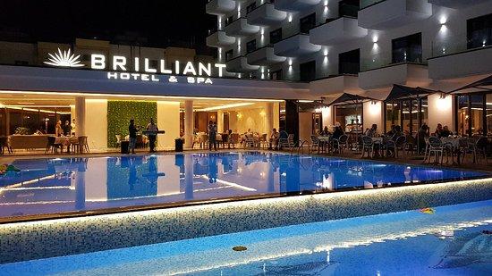 Qerret, Albanien: Brilliant Hotel and Spa