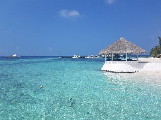 Schöne Insel schlechtes Hotel