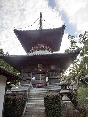 Tatsue-ji Temple Tahoto