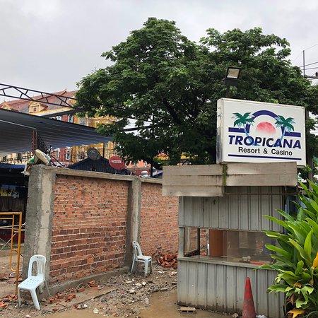 Poipet, Cambodia: トロピカーナ リゾート カジノ