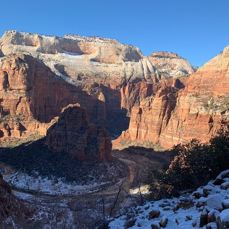 favorite hike at Zion