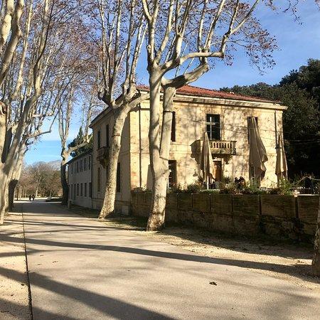 Remoulins, França: Les Terrasses