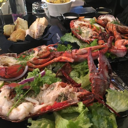 La Cocotte Restaurant: @lacocotterestaurant #lacocotterestaurant #astice #lobsbar