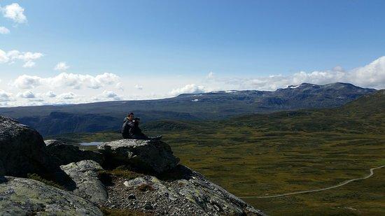 Skabu, Norwegen: Nähere Umgebung (Jotunheimen Nationalpark)