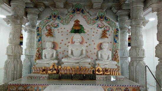 Shree 1008 Shantinath Digamber Jain Mandir