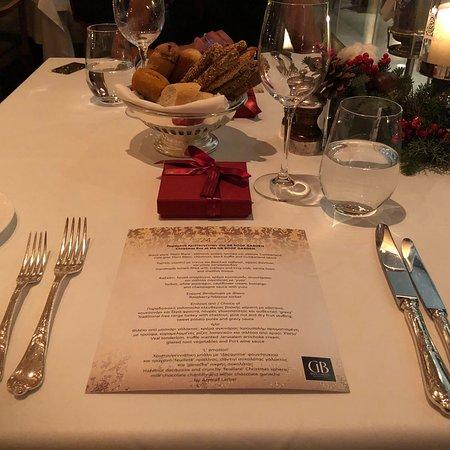 GB Rolf Garden,Winter Garden,Dinner,Champagner Time