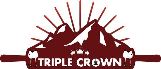 triple crown serves coffee ,food and drinks