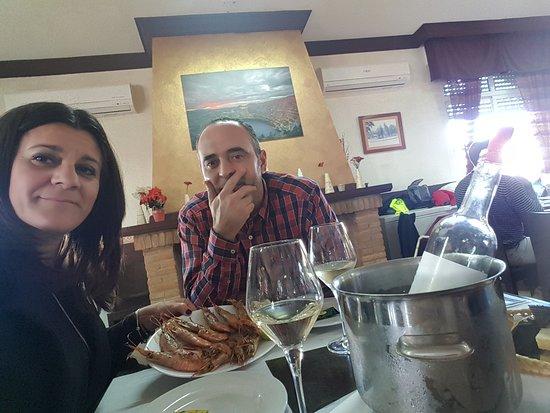 El Campillo, Ισπανία: Eaaaa a rematar