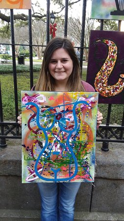 Alabama: Art sold flying off to