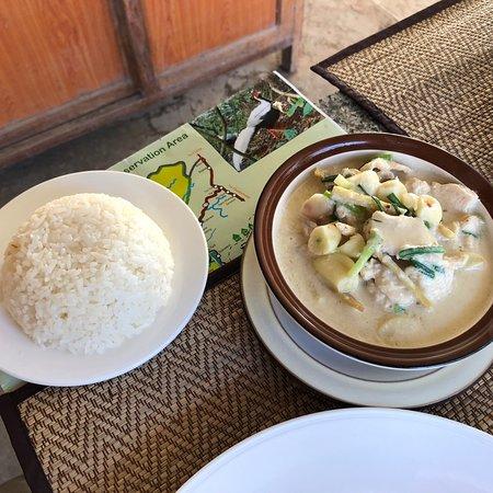 Muang Sing, Laos: Couleur Cafe Restaurant