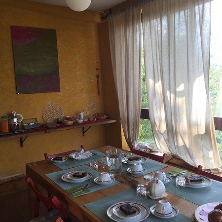 """Prasco, Italia: Colazione nella """"Casina Gialla"""""""
