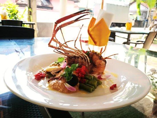 101 Restaurant: Jambo prawns