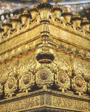 Imam Ali Holy shrine / al_najaf