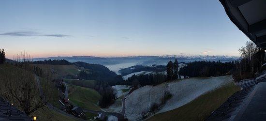 Emmenmatt, Swiss: Blick auf die Berner Alpen