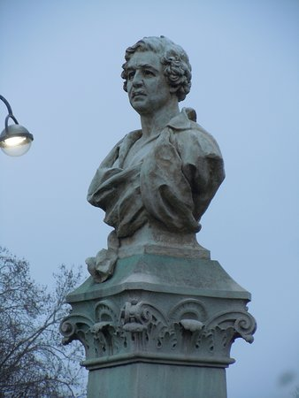 Monument a Jacques Louis Daguerre