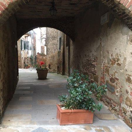 Castelmuzio-billede