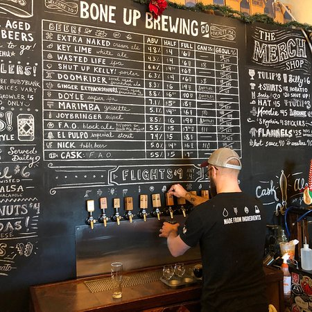 Bone Up Brewing Company : Sunday is for Breweries