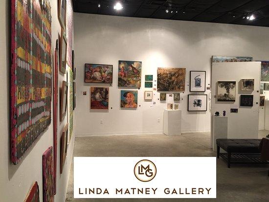 Linda Matney Fine Art Gallery