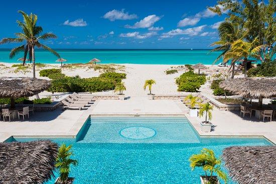 Pool - The Meridian Club Pine Cay Turks & Caicos Photo