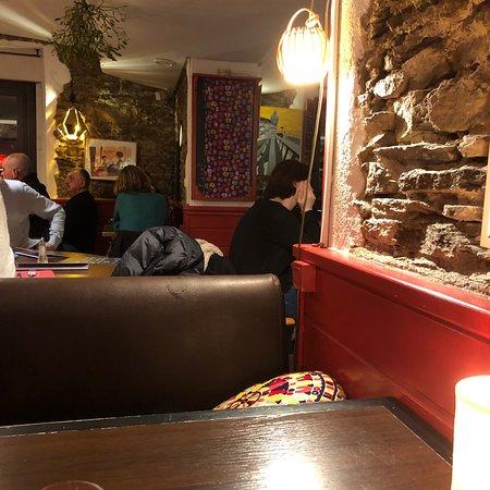 la tonnelle nantes restaurant avis num ro de t l phone. Black Bedroom Furniture Sets. Home Design Ideas