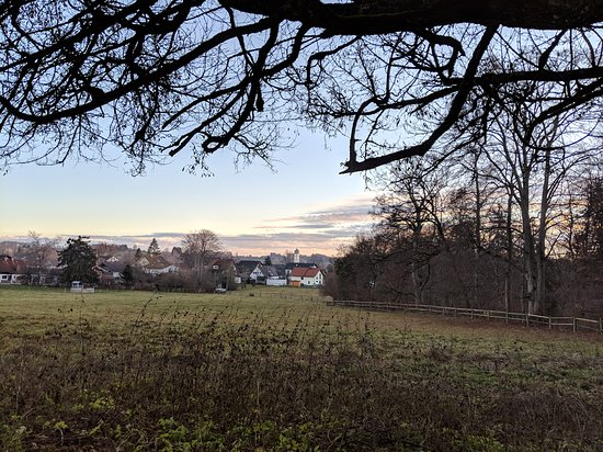 Andechs, Jerman: Views from hike