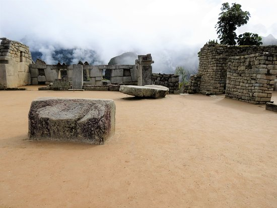 Temple of the Three Windows
