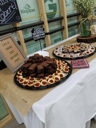 Beaver Falls, Πενσυλβάνια: Desserts