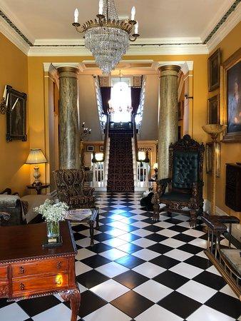 Wonderful castle stay!!