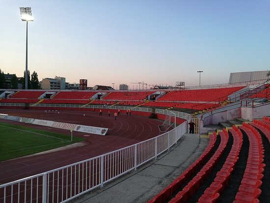 Karadorde Stadium