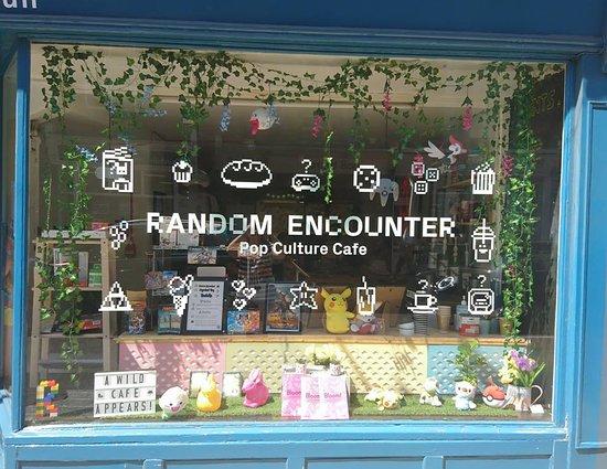Random Encounter Gaming Cafe & Bar