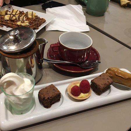 Un vrai salon de thé