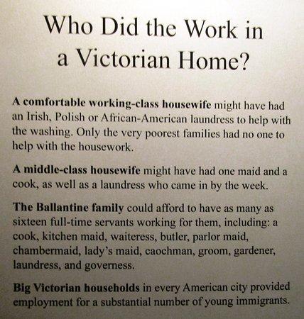 Short story of the Ballantine House