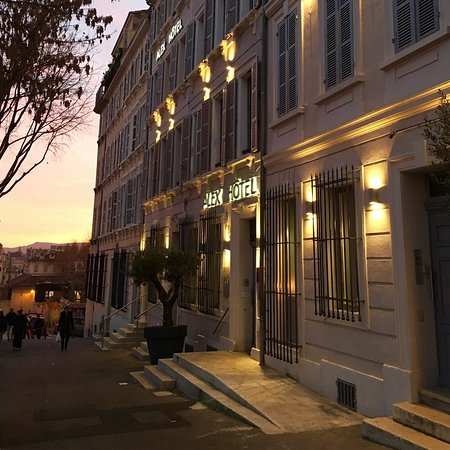 Alex Hotel & Spa, Hotels in Marseille