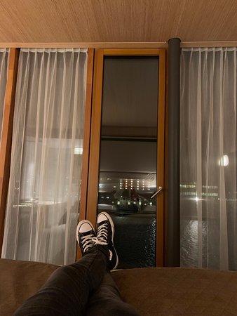 Vue Depuis La Chambre 737 Picture Of Hotel Jakarta Amsterdam Tripadvisor